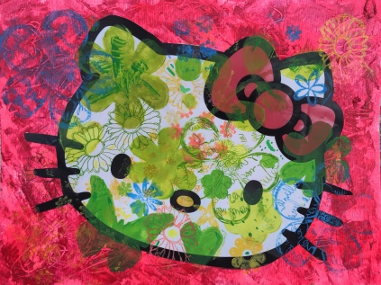 Let's Plant Hello Kitty!
