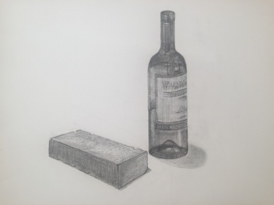 Brick and Bottle