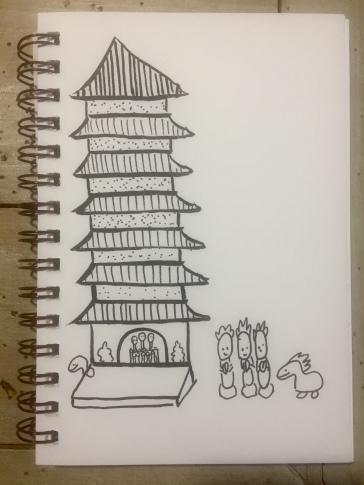 Saigon Pagoda