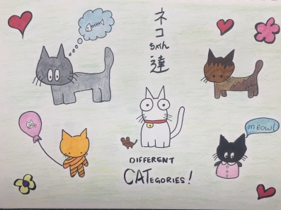 Different Catagories