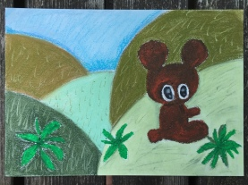 Shiretoko Bear