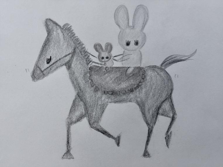 Bunni & Teddi Ride Pony