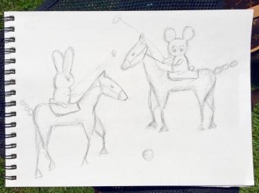Bunny vs Teddy