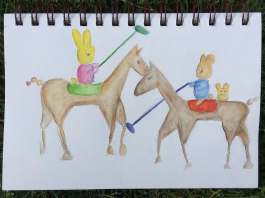 Fantasy Polo: Bunny vs Teddy