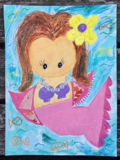 Last of the Summer Mermaid