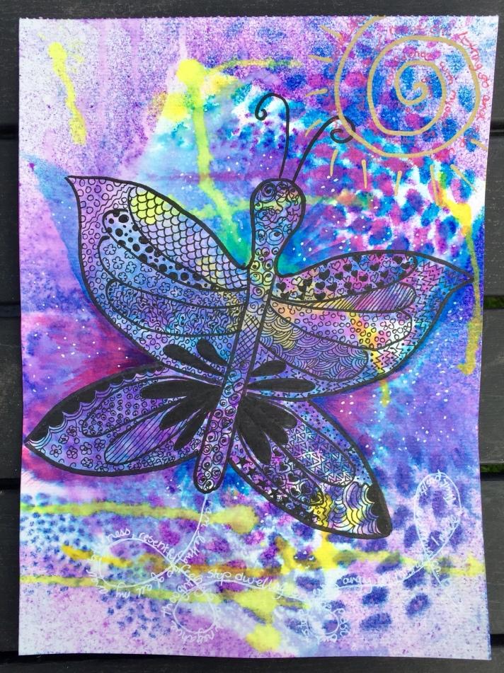 My Zen Butterfly