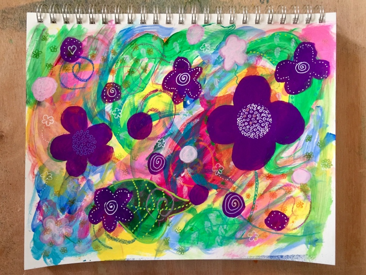 Violet Vapors