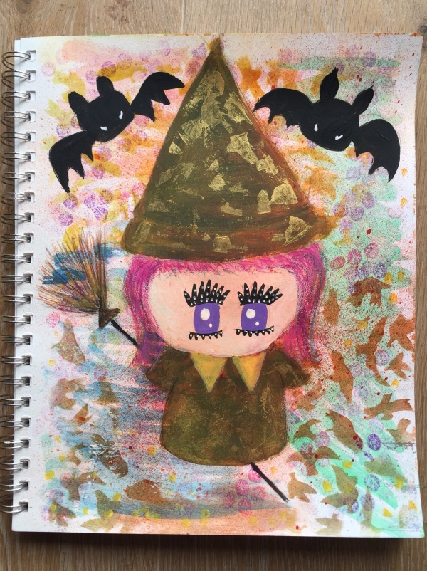 Wilma the Witch