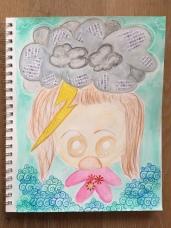 Claudia in the Clouds