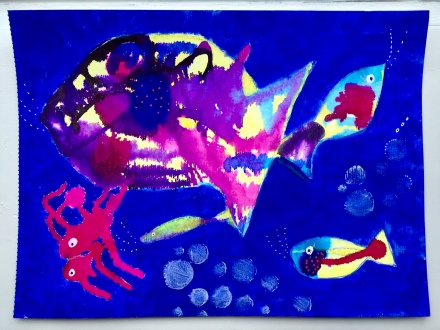 Midnight Aquarium