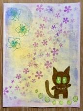 Kitty in a Haze
