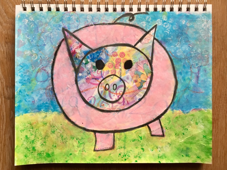 Year of the Piggy!