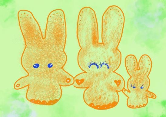 Furry Bunnies