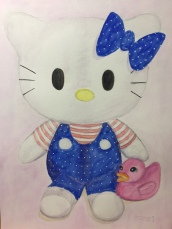 Hello Kitty Has a New Friend!