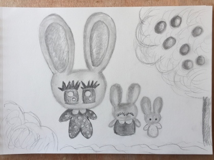 Bunny and Lil Sisters