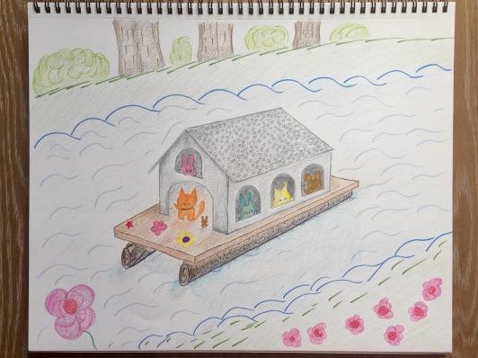 Little Houseboat