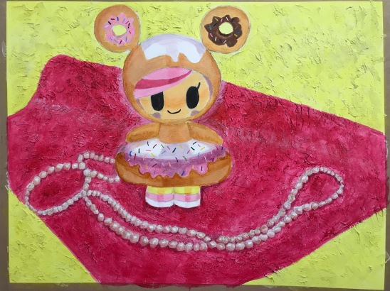 Donutella & Pearls