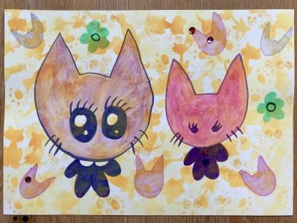 Purple Pussycats
